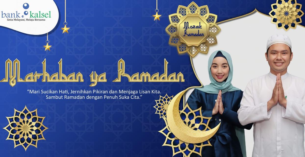 Bank Kalsel Gelar Mozaik Ramadhan