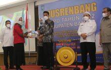 Bupati Ingatkan Pejabat Banjar Tanggung Jawab dalam Pembangunan