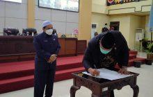 DPRD Banjar Bentuk Pansus LKPJTA 2020