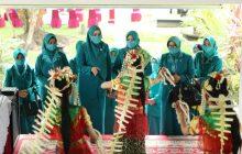 Banjar Gelar HKG ke-49 PKK Kalsel