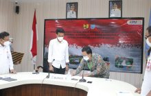 Banjar Terima Aset dari Kementerian PUPR