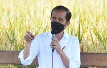 Jokowi Teken PP THR dan Gaji ke-13