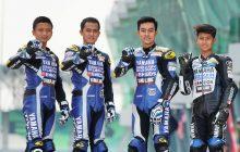 Yamaha Perkenalkan 'Pejuang Semakin di Depan'Asia Road Racing Championship 2021