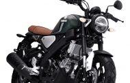 Yamaha Luncurkan XSR 155 dengan Warna Matte Green