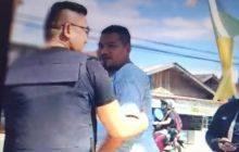 Terpidana Kasus BBM Tertangkap Mudik