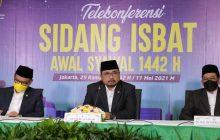 Pemerintah Tetapkan Kamis (13/5) 1 Syawal 1442 H