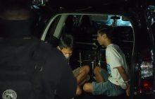 Pelakon Kristal Laknat Kepergok PatroliPolda Kalteng