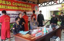 Hanya dalam 2 Hari, Polda Kalteng Sita Setengah Kg Sabu