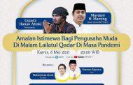 HIPMI Gelar Tausiyah Ramadhan Secara Online