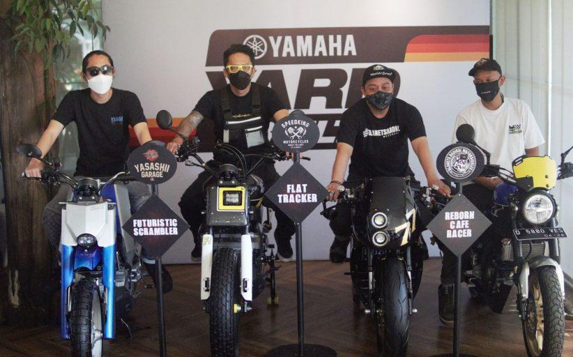 XSR 155 Motoride Eksplorasi Bandung