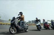 Suka Touring Naik Maxi Yamaha, Ini Rahasianya Agar Tetap Irit Berkendara