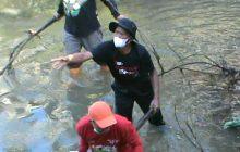 Masyarakat Tala Diimbau tak Membuang Sampah ke Sungai