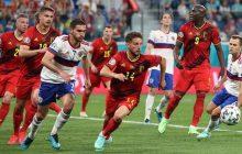 Belgia Hajar Rusia