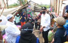 Korban Butuh Angin di Penggalaman Dapat Bantuan