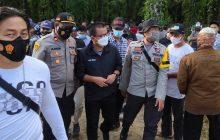 Temui Korban Penguasaan Lahan, Prof Denny Dihadang 'Suruhan' PT MSAM