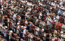 Covid-19 Melonjak, Masyarakat Diimbau Ibadah di Rumah