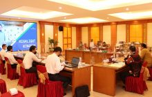 Bahas Tambahan Modal Rp 3 T, Pemprovdan Bank Kalsel Rapat