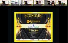 Bank Kalsel Raih Penghargaan di ICCA 2021