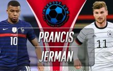 Prancis vs Jerman Adu Gengsi