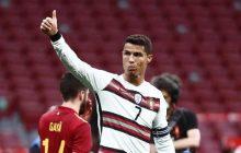 Ronaldo 2 Gol, Portugal Bungkam Hungaria
