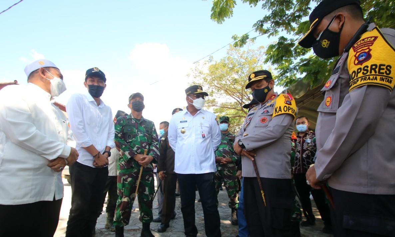 Safrizal: PSU di Martapura Lancar