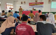 DPMD Kotim Bekali Tim Seleksi Perangkat Desa MHS