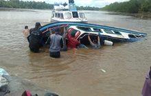 Speedboat Rian Terbalik, 5 Penumpang Tewas