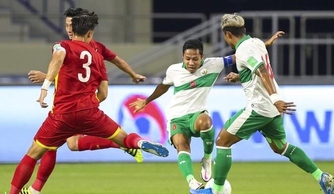 Vietnam Kian Benamkan Indonesia di Kualifikasi PD 2022