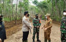 Bupati Tapin Tinjau Lokasi TTMD Suato Lama