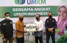 ACT Launching Wakaf UMKMBantu Pemulihan Ekonomi