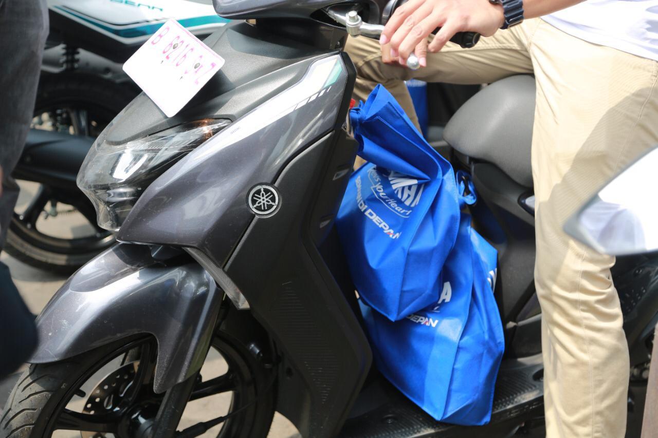 Yamaha Beri Tips Bawa Barang
