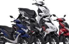 Yamaha FreeGo Semakin Amazing dengan Warna Baru