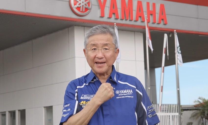Sambut HUT ke-66, Yamaha Teguh dengan Filosofi Kando