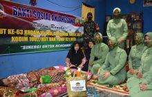 Persit HST Anjangsana ke Keluarga Besar TNI