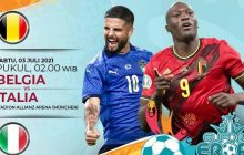 Belgia vs Italia, Final Kepagian