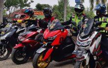 7 Club Motor Ikuti Fun Touring Maxi Series Yamaha