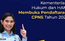 Karutan Pelaihari Ajak Masyarakat Tala Daftar CPNS Kemenkumham