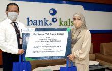 Bank Kalsel Dukung Lovepink Peduli Kanker Payudara