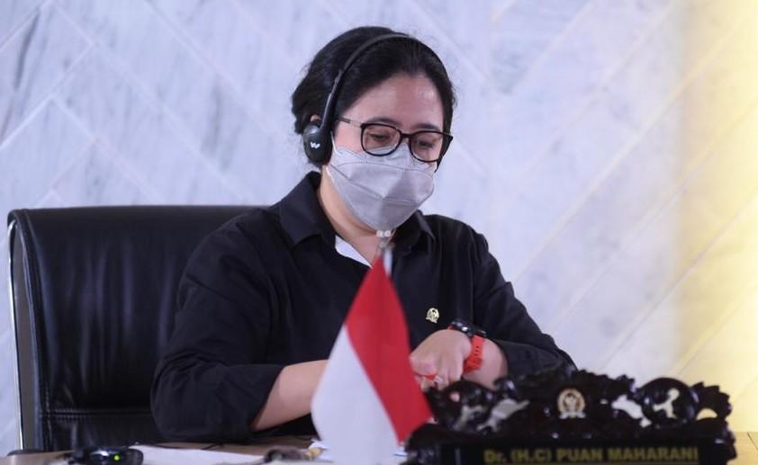 Ketua DPRRI Sesalkan Kekerasan Terkait Covid