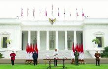 Presiden Luncurkan Paket Obat Gratis untuk Isoman