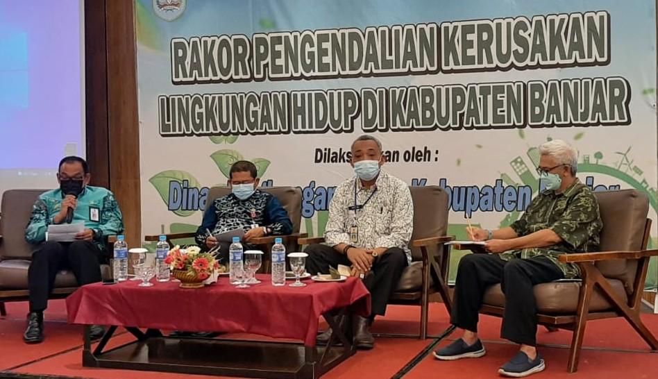 Samakan Kelola Lingkungan, Rakor Undang Perusahaan Tambang