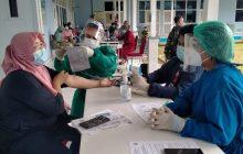 Rumkit TNI AU Lanud Sjamsudin Noor Kembali Gelar Vaksin Gratis