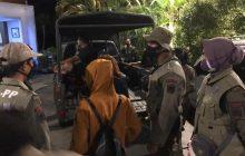Operasi Prokes Banjar Jaring 9 Pasangan Indehoy