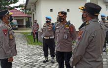 Polda Kalteng Siapkan Hotel Aman Jadi RS Darurat