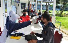 Rumkit TNI-AU Kembali Gelar Vaksinasi Massa