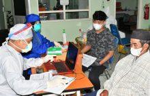 BP Lanal TNI AL Banjarmasin Buka Layanan Vaksinasi se-Minggu 4 Kali