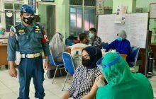 Covid-19 Melonjak, Serbuan Vaksin TNI-AL Makin Gencar