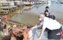 Alumni Akpol 92 Gelar Peduli Warga Terdampak Pandemi Covid-19