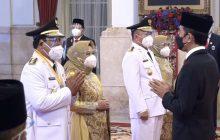 Dilantik Jokowi, BirinMU Nakhodai Kalsel Hingga 2024
