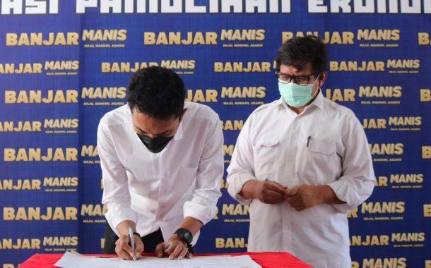 Pemkab Banjar Pinjam Pakai Jalan Irigasi untuk Penataan Sekumpul